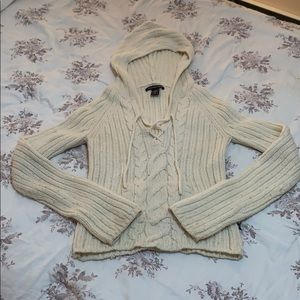 Abercrombie and Fitch Knit Pullover